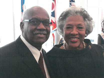Former Ohio Senator, Attorney Otto Beatty Jr., and His Wife U.S Congresswoman Joyce Beatty